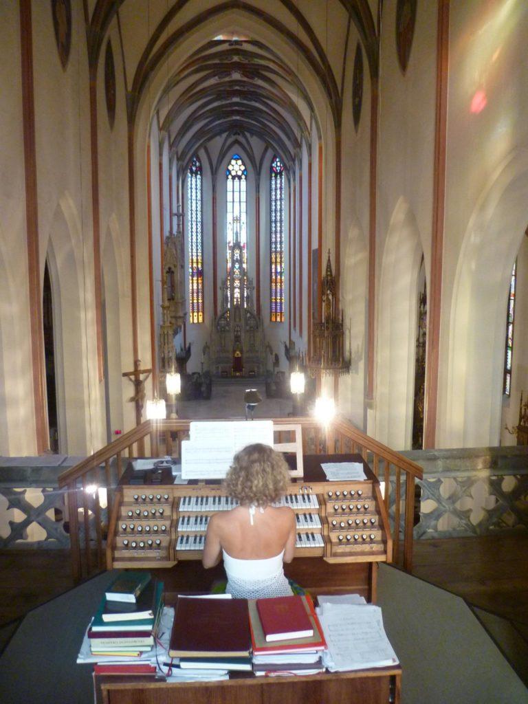 Hradec Králové - katedrála sv. Ducha